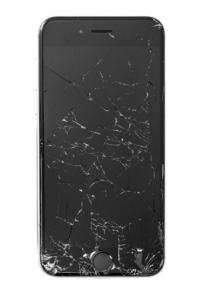 Cracked iPhone Phone 8 Plus Screen Buyback
