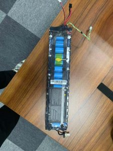 Panasonics NCR 18650 Battery Recycling
