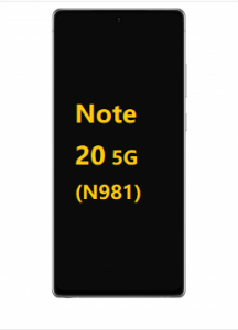 Recycle Note20 5G N981 LCD Screen