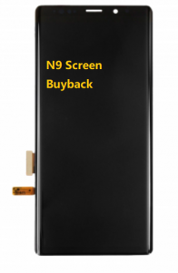 Used Samsung Galaxy Note 9 LCD Screen Buyback