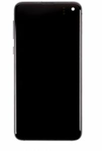 Cracked Samsung Galaxy S10e Screen