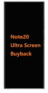 Used Samsung Galaxy Note20 Ultra Screen Buyback