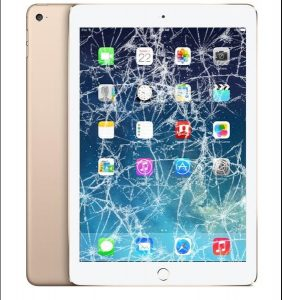 Cracked iPad Pro Screen Buyback